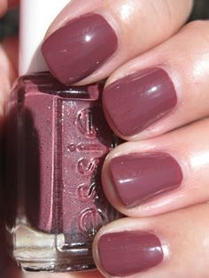 essie angora cardi - just bought this and I love it! Perfect fall color!