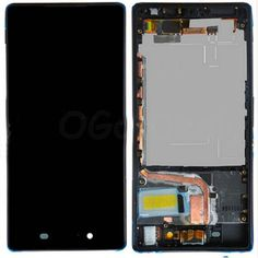 sony z4 lcd screen replacement @ http://www.ogodeal.com/for-sony-xperia-z3-z4-lcd-digitizer-touch-screen-assembly-with-frame-black.html