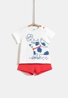 0fba1ce0becf Comprar Conjunto de camiseta y pantalón TEX. ¡Aprovéchate de nuestros  precios y encuentra las