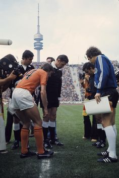 World Cup, 1974.