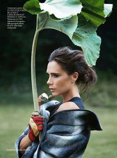 www.thisisglamorous.com | Fashion Editorial : Victoria Beckham by  Patrick Demarchelier for Vogue UK August 2014