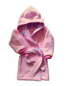 Peignoir pour enfants - Laine-et-Chiffons Sewing, Crochet, Chiffons, Kids, Photos, Macrame, Colour, Website, Patterns