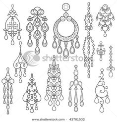 earring design ideas