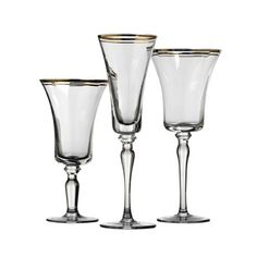 glassware option
