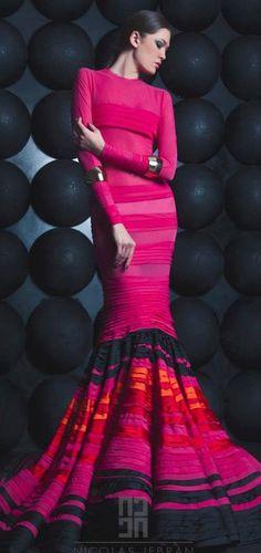 inspiración flamenca !!