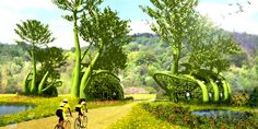 Fab Tree Village