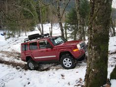 2008 Jeep Commander Overland 4WD picture