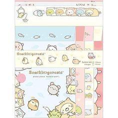 NEW Letter Set San-X Sumikko Gurashi Stationary Writing Paper Envelope Gift
