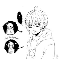 At first I thought he's Asriel Dreemurr