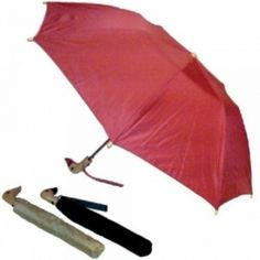 Duck Handle Compact Umbrella. Available @ www.let-it-rain