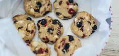 Macadamia Christmas Cookies