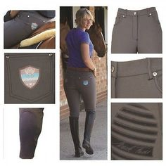 Now available in store:  MARK TODD LADIES .... Check it out here: http://www.corkfarmequestrian.co.uk/products/mark-todd-ladies-venus-grip-breeches-silicon-knee-grey-white-navy-24-34?utm_campaign=social_autopilot&utm_source=pin&utm_medium=pin