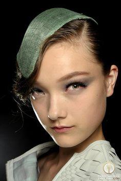Yumi Lambert- Model of the Moment! www.chicstudiosnyc.com/blog