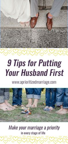 9 tips to help you put your husband first. 9 tips to help you put your husband first. Marriage Goals, Happy Marriage, Marriage Advice, Love And Marriage, Dream Marriage, Biblical Marriage, Marriage Prayer, Work Relationships, Christian Relationships