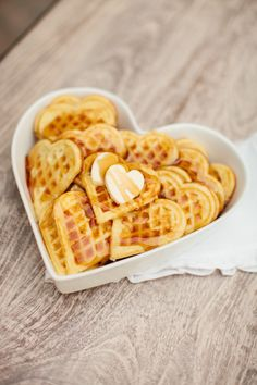 Fluffy Homemade Waffles Recipes :: The TomKat Studio for DIY Network