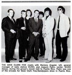 The Dave Clark Five Billboard Magazine July 1967 Mike Smith, British Invasion, Entertaining, Movie Posters, Movies, Films, Film Poster, Cinema, Movie