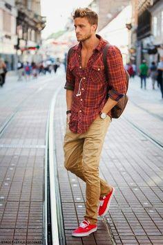 Macho Moda - Blog de Moda Masculina: Macho Moda: Roube o Look #02