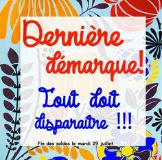 Louna Bazarette by LounaCasa.com | DERNIERE DEMARQUE avant la FIN des SOLDES !! |  ATTENTION !!! DERNIERE DEMARQUE !   J-2  avant la FIN des soldes...   TOUT DOIT DISPARAITRE !   ...