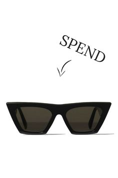 The ultimate spring sunglasses shade yourself in the season's slickest frames ~ Spring Sunglasses, Trending Sunglasses, Designer Shades, Frames, Stuff To Buy, Fashion Trends, Accessories, Style, Frame