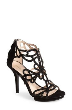 Pelle Moda 'Ripley' Suede Platform Sandal (Women) available at #Nordstrom