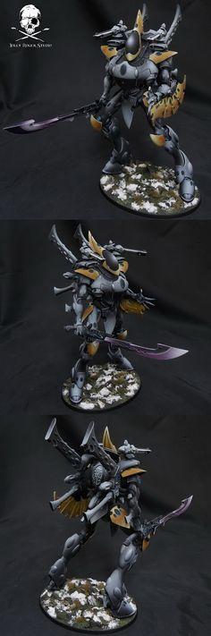 40k - Eldar Wraithknight