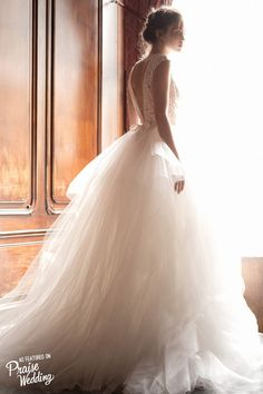 "Daalarna 2015 ""Pearl Collection"" - Ethereal Ball Gown!"