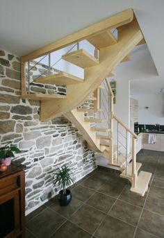 Attic Master Bedroom, Bedroom Closet Design, Interior Design Living Room, Home Stairs Design, Attic Design, House Design, A Frame House Plans, Dream House Plans, Loft Stairs