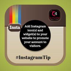 Instagram Tip: Cross Promote  #instagram #marketing #socialmedia #instagrammartketing #instagramtip #socialmediatip