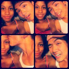 Cute AMBW couple