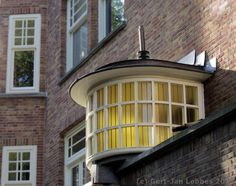 G.J. Rutgers, Churchilllaan 228-260, Amsterdam 1927-1929