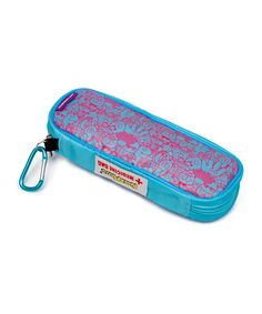Make medicine readily available to friends, family and other caregivers with this protective EpiPen carrying case. Designed to hold two epinephrine auto injectors, it features an emergency contact information card, a carabiner clip, two pockets and a strap to hold an inhaler, plus easy-to-follow emergency instructions and allergy information. The adjustable, removable belt and hook and loop straps allow for hands-free carrying.Includes case, emergency contact card, and emergency…