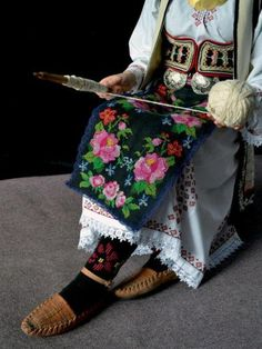 Traditional costumes of Serbia