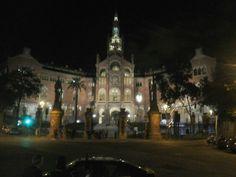 Barcellona di notte