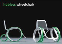 Sillas de ruedas llevando un rayo de esperanza en las vidas sombrías de discapacitados físicos | Designbuzz: Diseñar ideas y conceptos