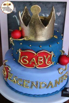 Resultado De Imagen Para Torta Descendientes Descendants 2 Party