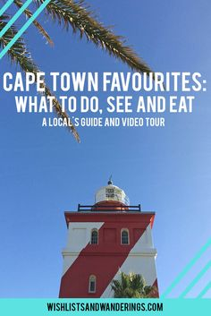 From gorgeous beaches to seaside running routes and urban parks, there is so much to love about Cape Town. This South African city is known for its stunning views and mountains, and welcomes visitors with a smile and some delicious food. Here is a local's guide to favourite places and spaces in Cape Town, after more than four years living in the city.