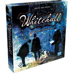 Track a killer or become one in Whitehall Mystery! Whitehall Mystery is a refined game of deduction and bluffing set in in the London of Jack the . Mystery Board Games, Murder Mystery Games, Board Game Geek, Pokemon Trading Card, All Pokemon, News Games, Tabletop Games, Magic The Gathering, Bobble Head