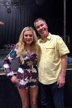 Kelsea Ballerini - CMT Taping Rocketown 4/1/15 Nashville, TN