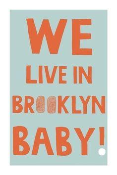 Brooklyn :)