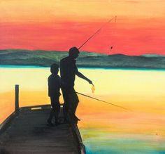 Fishing - Romuald Mulk 50/50cm