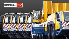Sarens orders 44 new Demag all terrain cranes   #Sarens #new #Demag #all #terrain #cranes