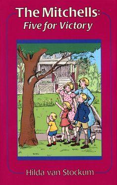 """Hilda van Stockum's """"The Mitchells: Five for Victory"""""""