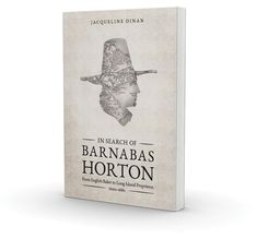Home - In Search of Barnabas Horton Book