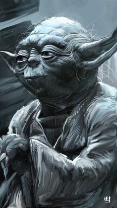 Yoda, David Seguin on ArtStation at http://www.artstation.com/artwork/yoda-ac459451-f6ba-402d-b997-76fd2f8cd7f3