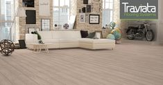 Traviata product gallery of vinyl, laminate and glue down flooring systems. Visit our showroom in Medowdale close to OR Tamb International airport. Parquet Flooring, Laminate Flooring, Vinyl Flooring, Floors, Urban Setting, Couch, Gallery, Wood, Modern
