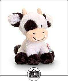 Keel Toys -, 14 cm, Pippins felpa de la serie en forma de vaca-  ✿ Regalos para recién nacidos - Bebes ✿ ▬► Ver oferta: http://comprar.io/goto/B00WJKVAEO