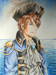 Jay pirate by ProNastya<<it was one episode! I didn't know pirate/ninja fanart would become such a thing; bravo, though, for the quality of the art :)