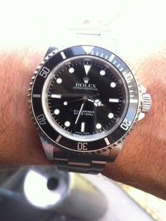 Coin des Affaires - Rolex 14060M 2 lignes Serie K full set