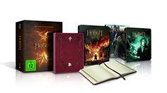 Die Hobbit Trilogie (3 Steelbooks + Bilbo's Journal) [Blu-ray] [Limited Edition] Warner Home Video http://www.amazon.de/dp/B00TU1BIGU/ref=cm_sw_r_pi_dp_q5XCvb1GX677X