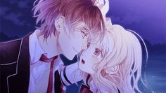 Diabolik Lovers CGs on Photobucket :)) | Fish and Chips Makes a Blog